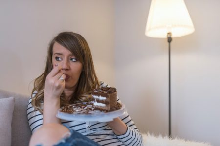 Emotional eating throughout life can be caused now!
